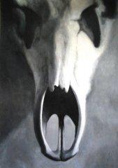Lebka-jelen I (2004)