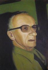 Portrét - děda I (2005)