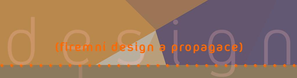 (firemní design a propagace)